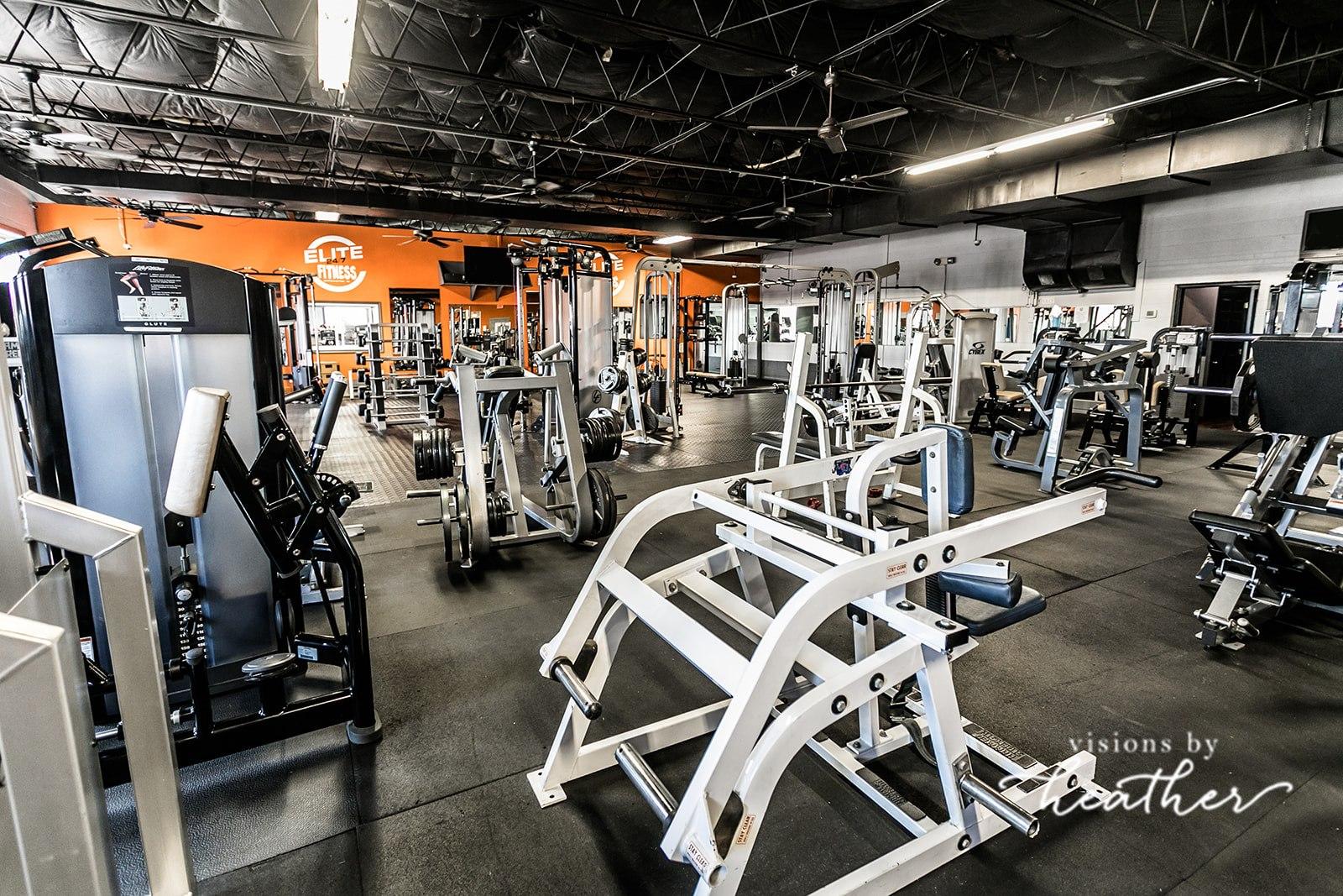 Elite Fitness Appomattox