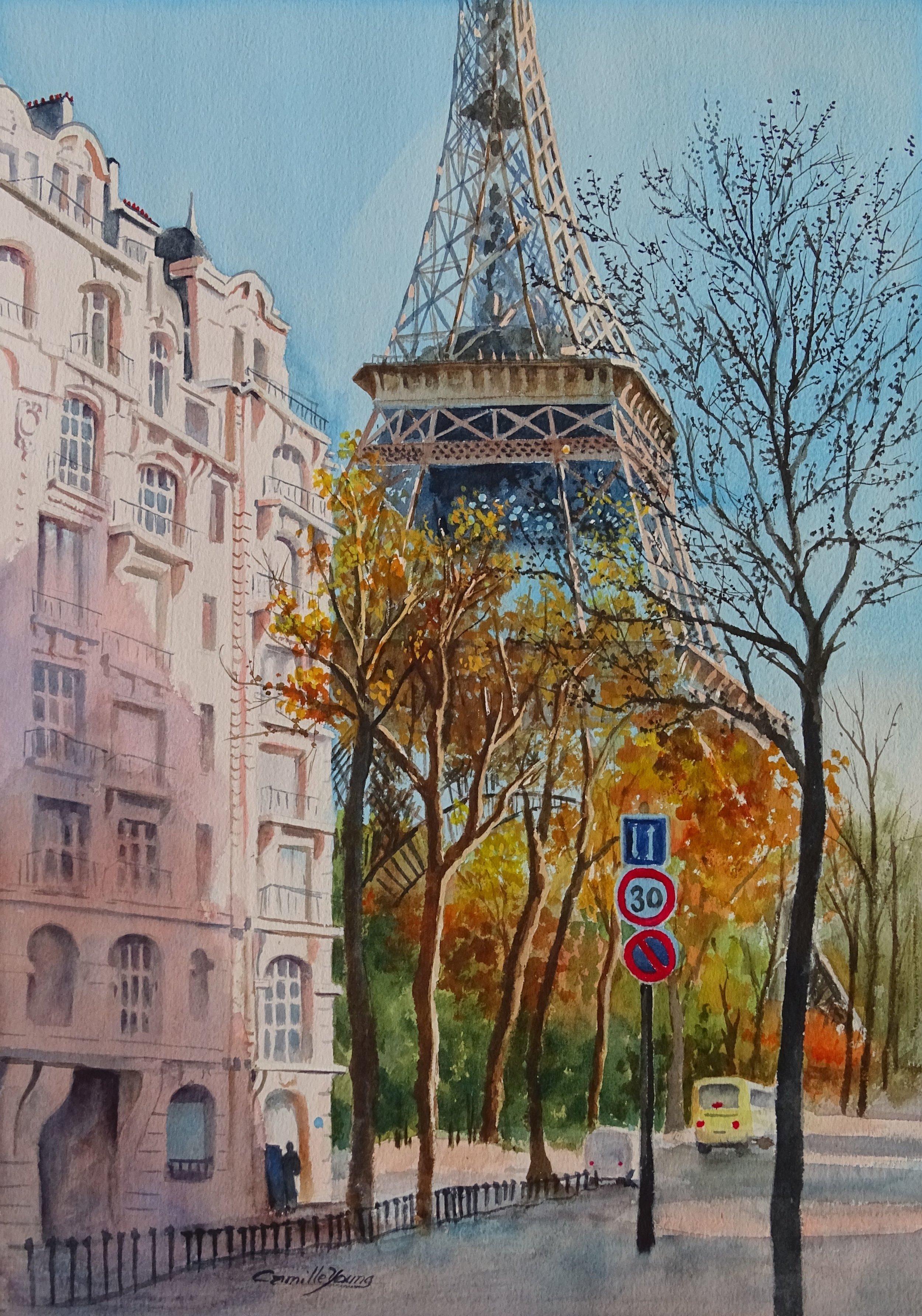 April in Paris   More Info →