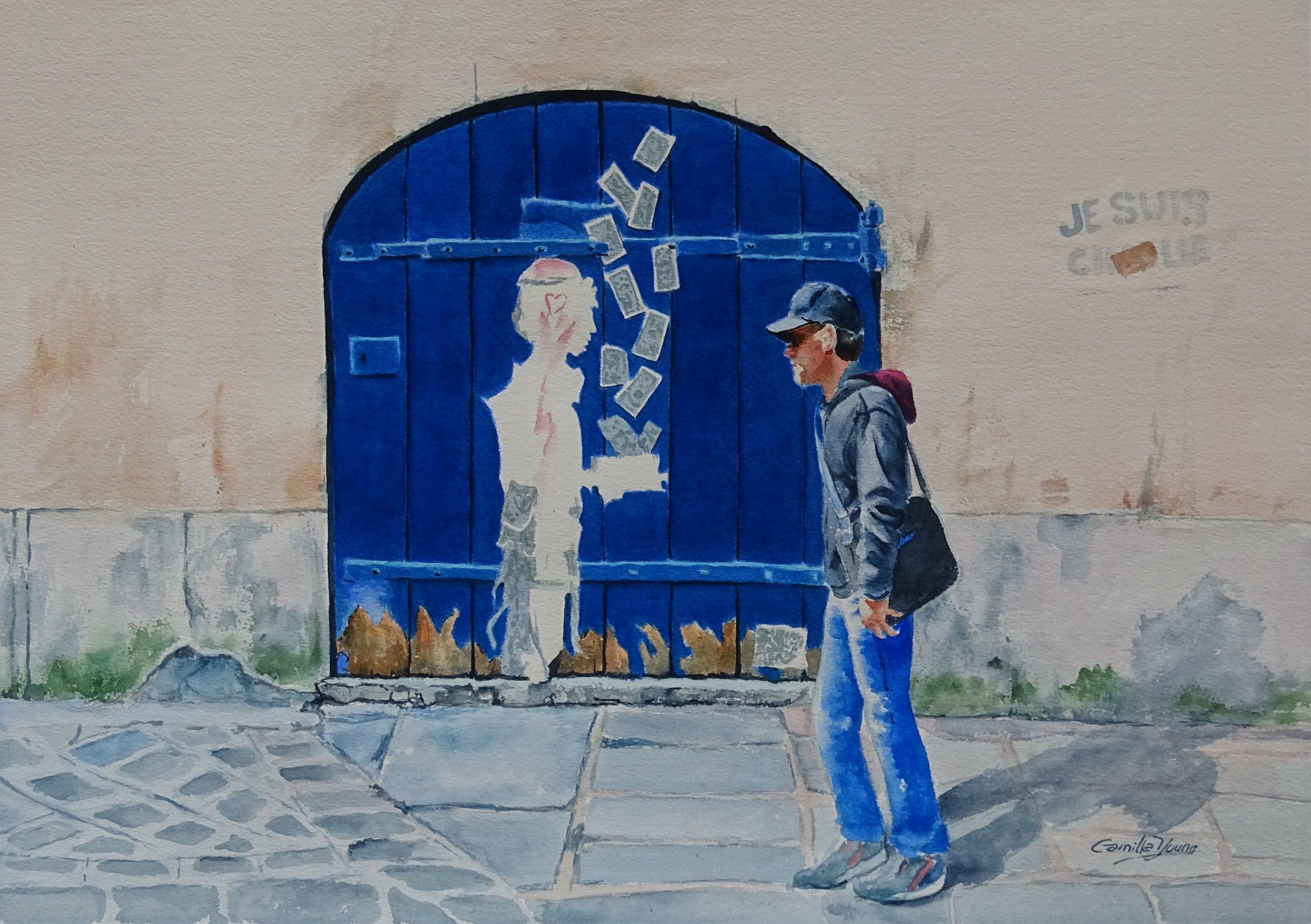 Blue Doorway   More Info →