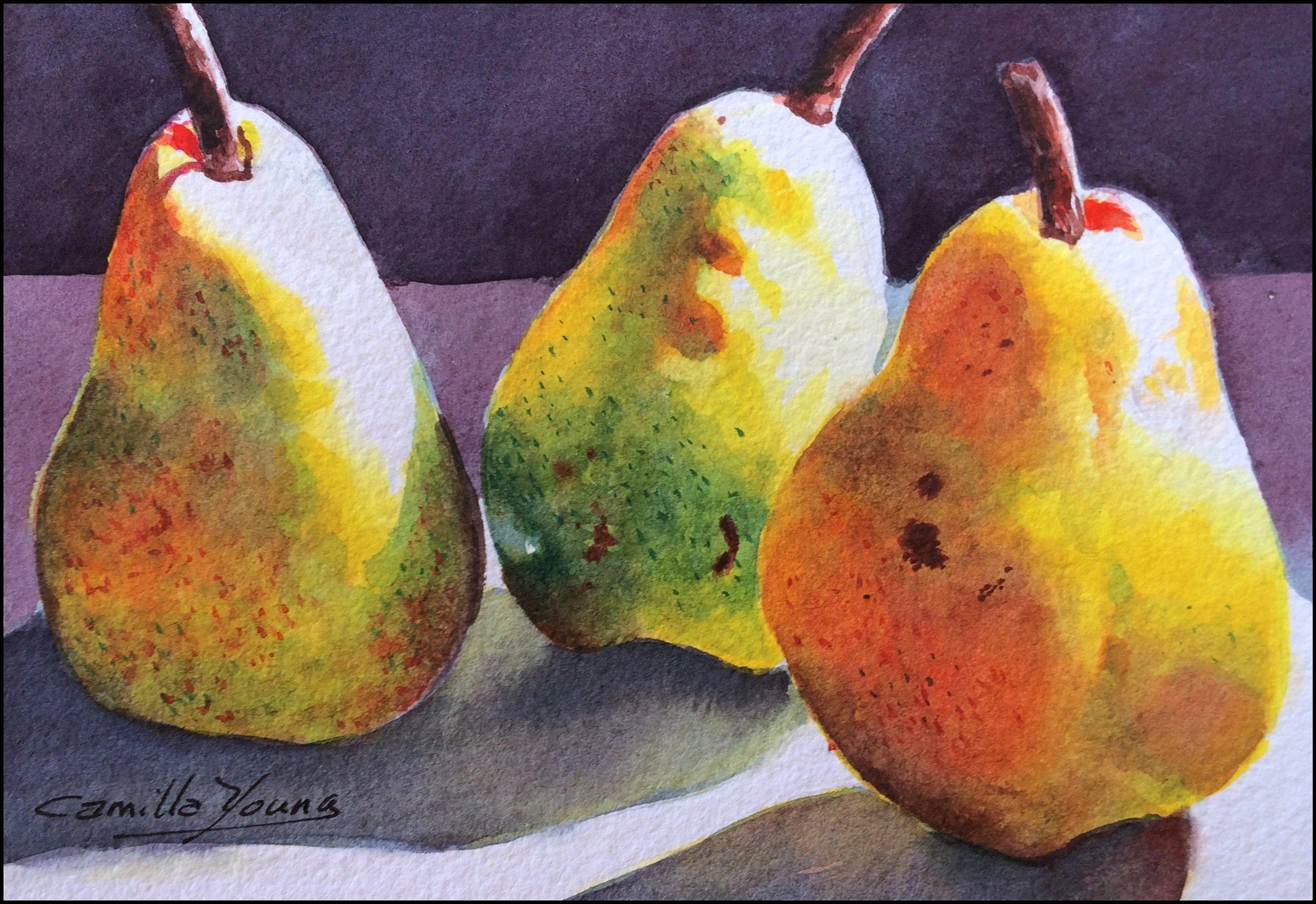 Pear Trio   More Info →