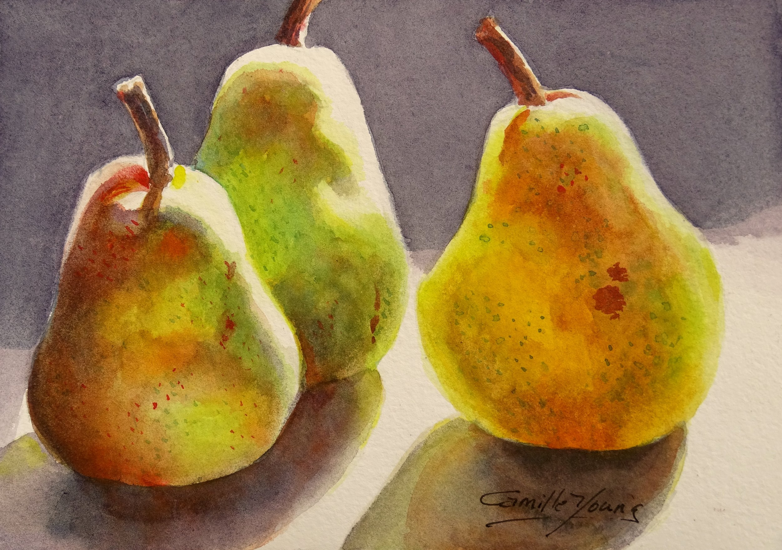 Pears   More Info →