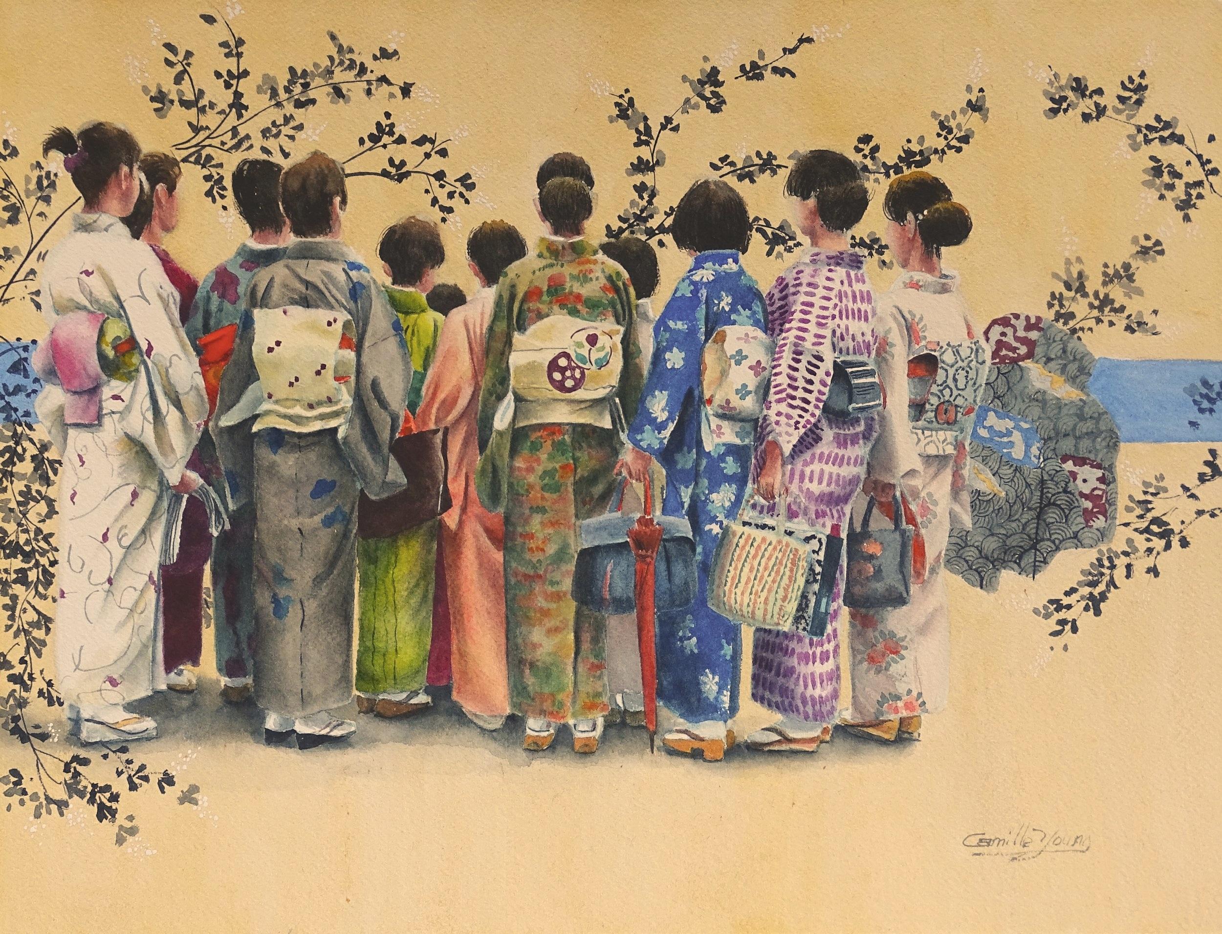 A Dozen Kimonos   More Info →