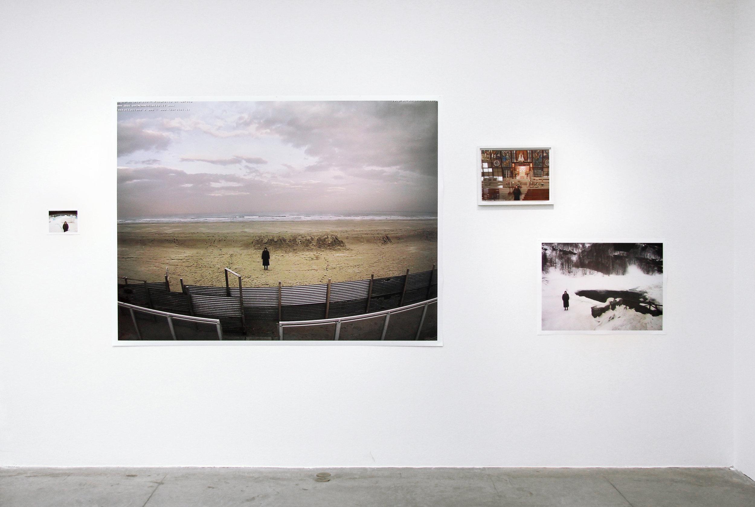 installation view  That's IT! Sull'ultima generazione di artisti in Italia e a un metro e ottanta dal confine  MAMbo