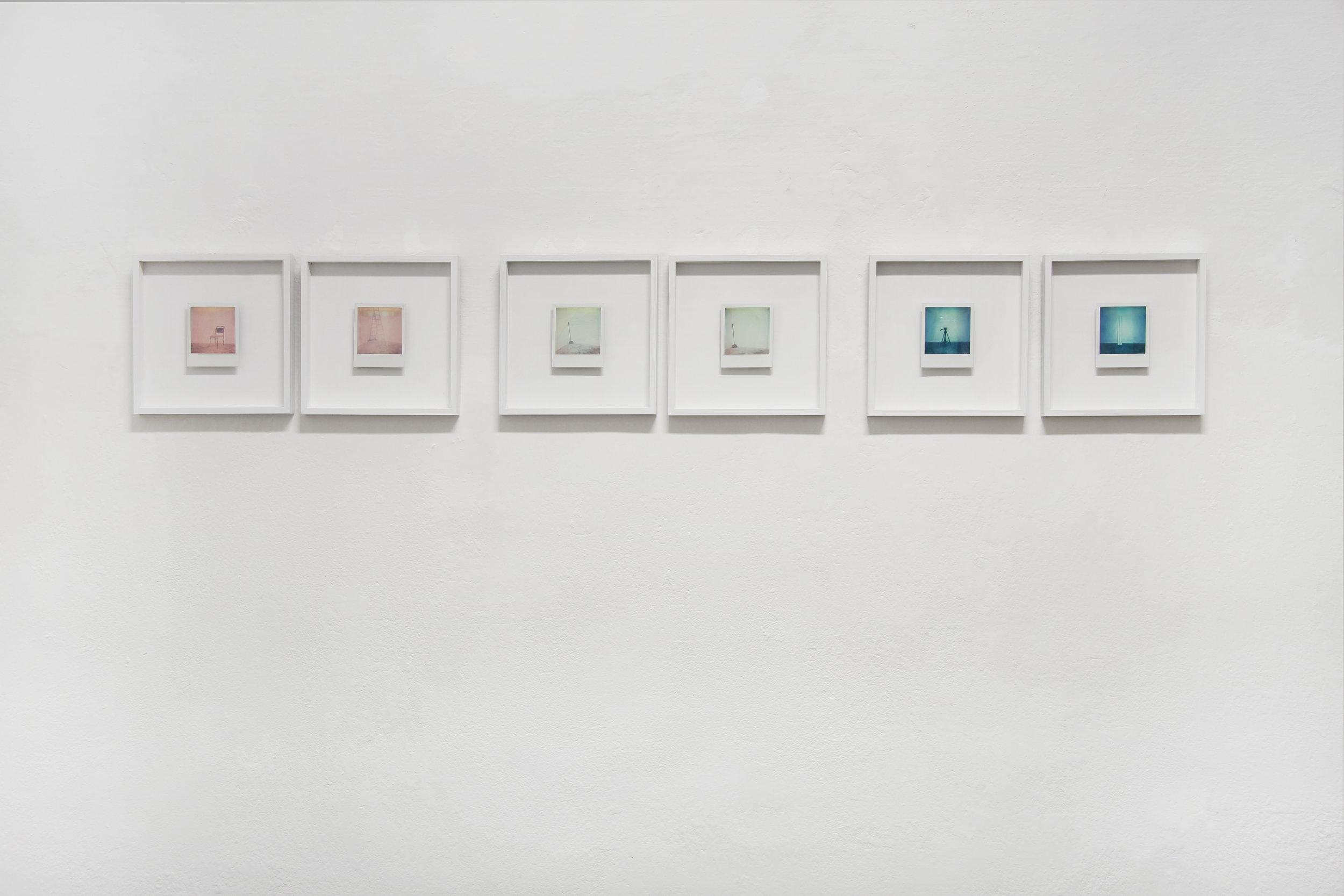 10. Irene Fenara, %22Studio%22, 2013, Polaroid, cm 25 x 25.JPG