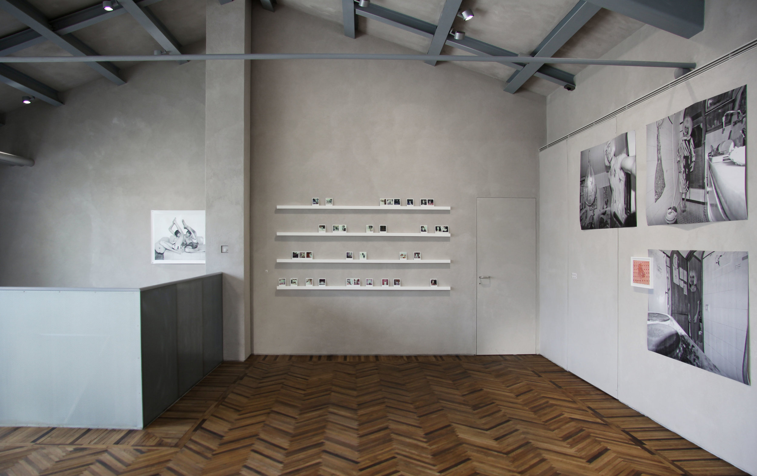 installation view  Give me yesterday  Fondazione Prada Osservatorio Milano
