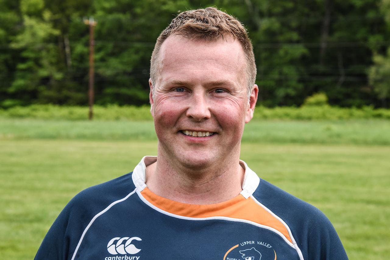 Brian Frampton   Club President