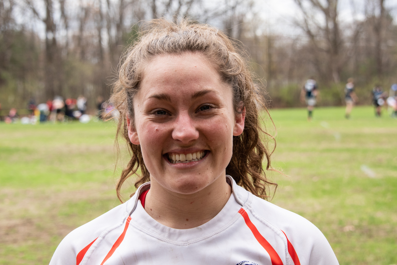 Lydia Wood   President - Center/Loose Forward