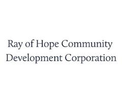 Ray of Hope Community Development Corporation