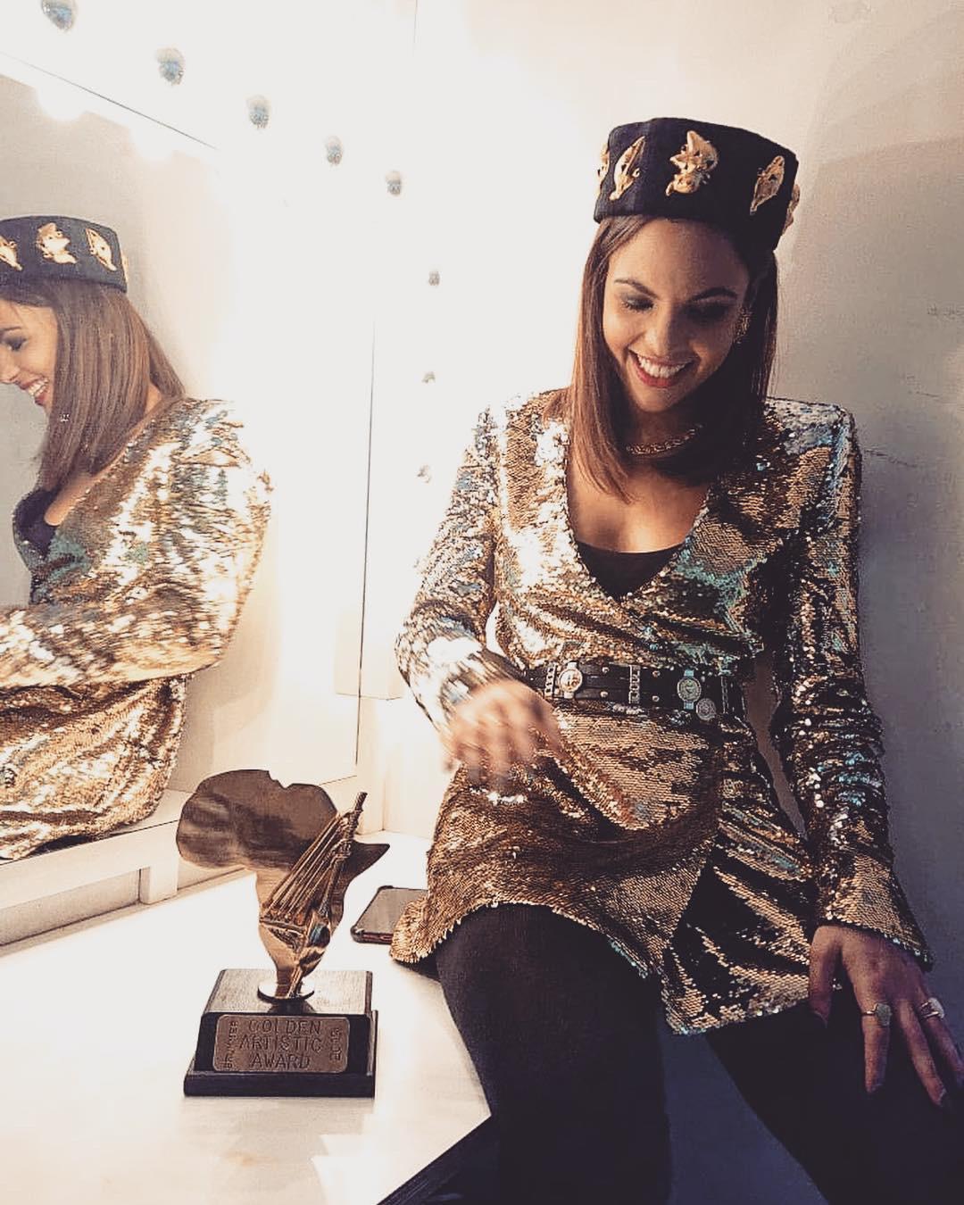Golden artistic awards..JPG