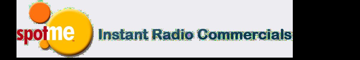SPOT ME INSTANT RADIO COMMERCIALS.png