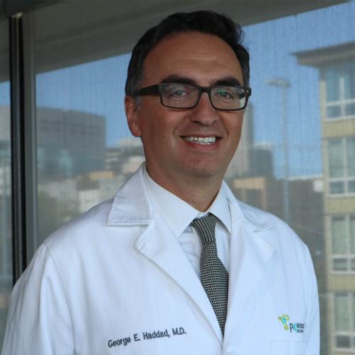 George E. Haddad     P4Mi Chief Medical Officer