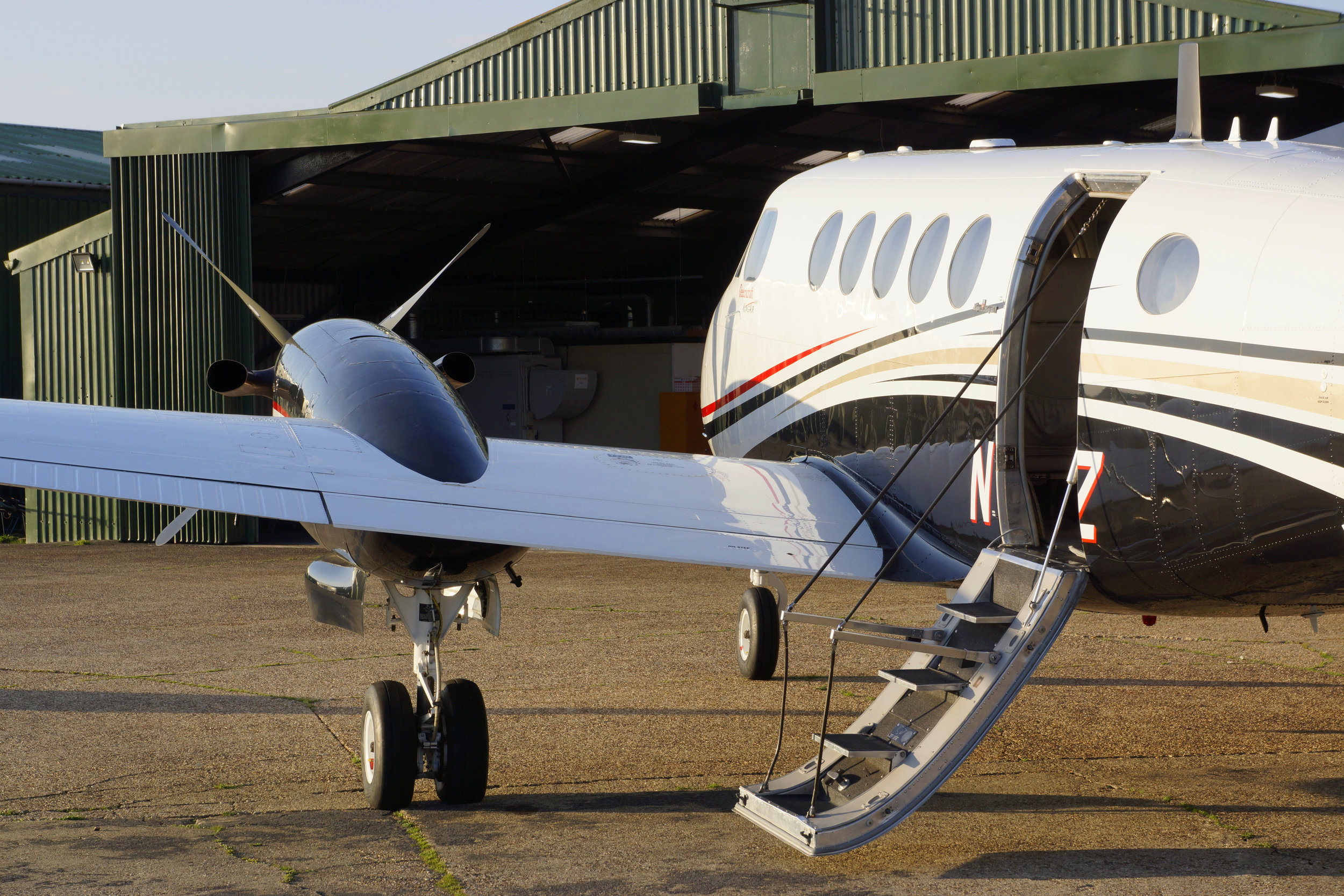 Charter - Take control of your time with our corporate and private charter flights.
