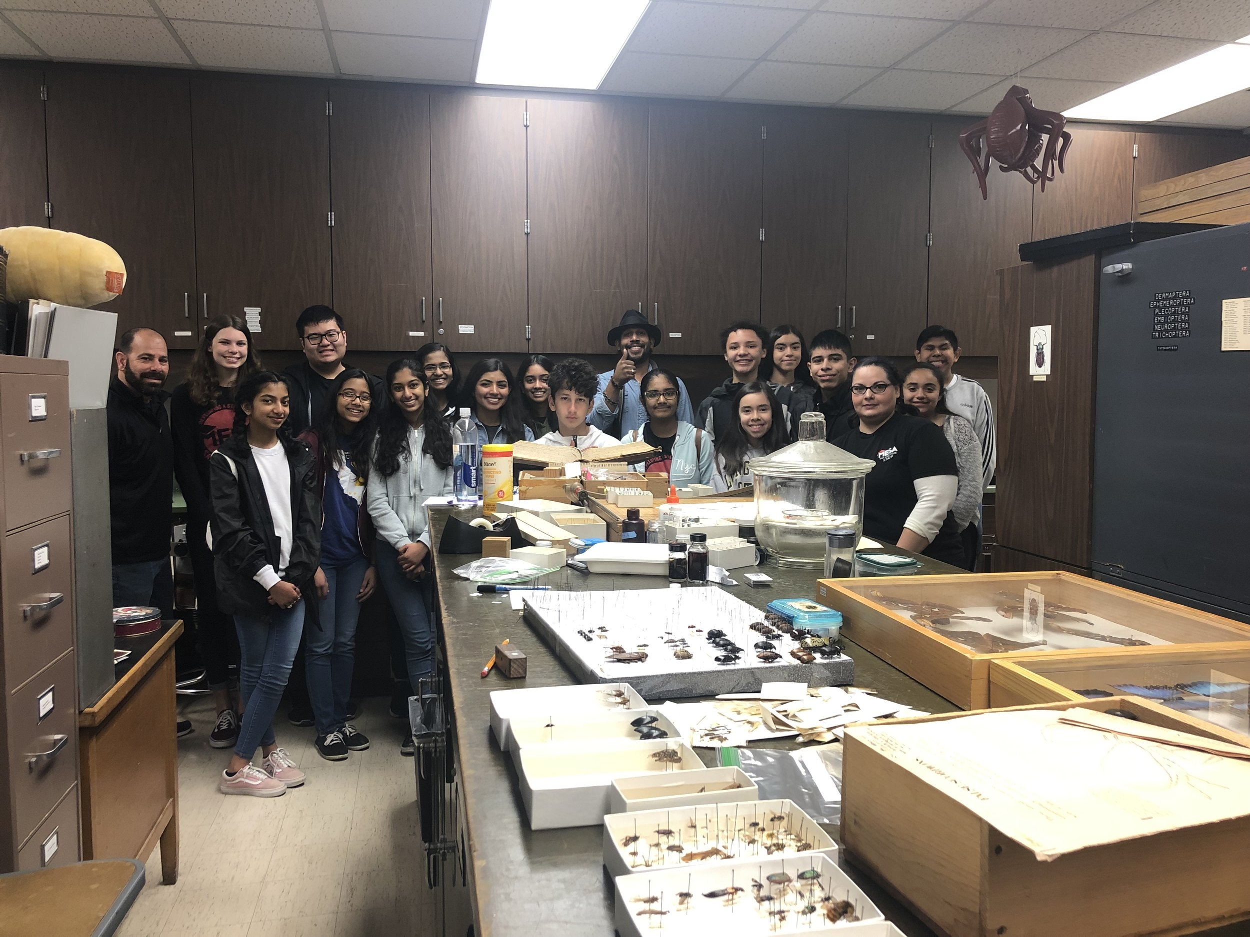 SJSU Biology Shadow Day
