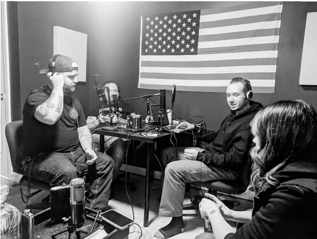 """Listen to our Episode: """"Tank Babies with Babes, Bikes, Beards"""""""