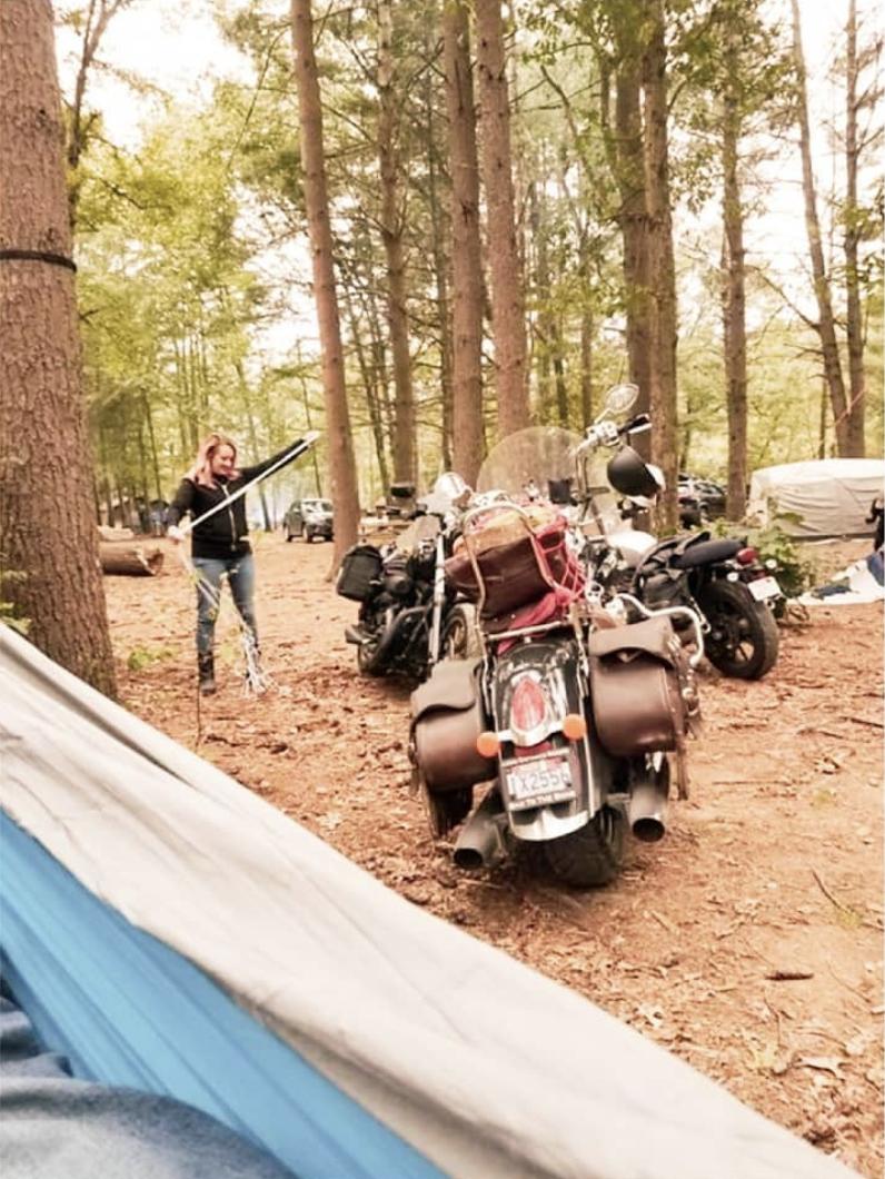 Gypsy Run Camping in Narrowsburg, NY