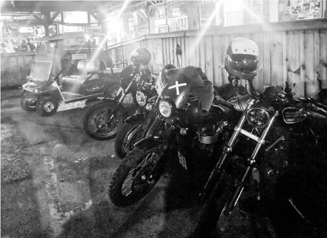 Bently's Biker Mar Maine Run