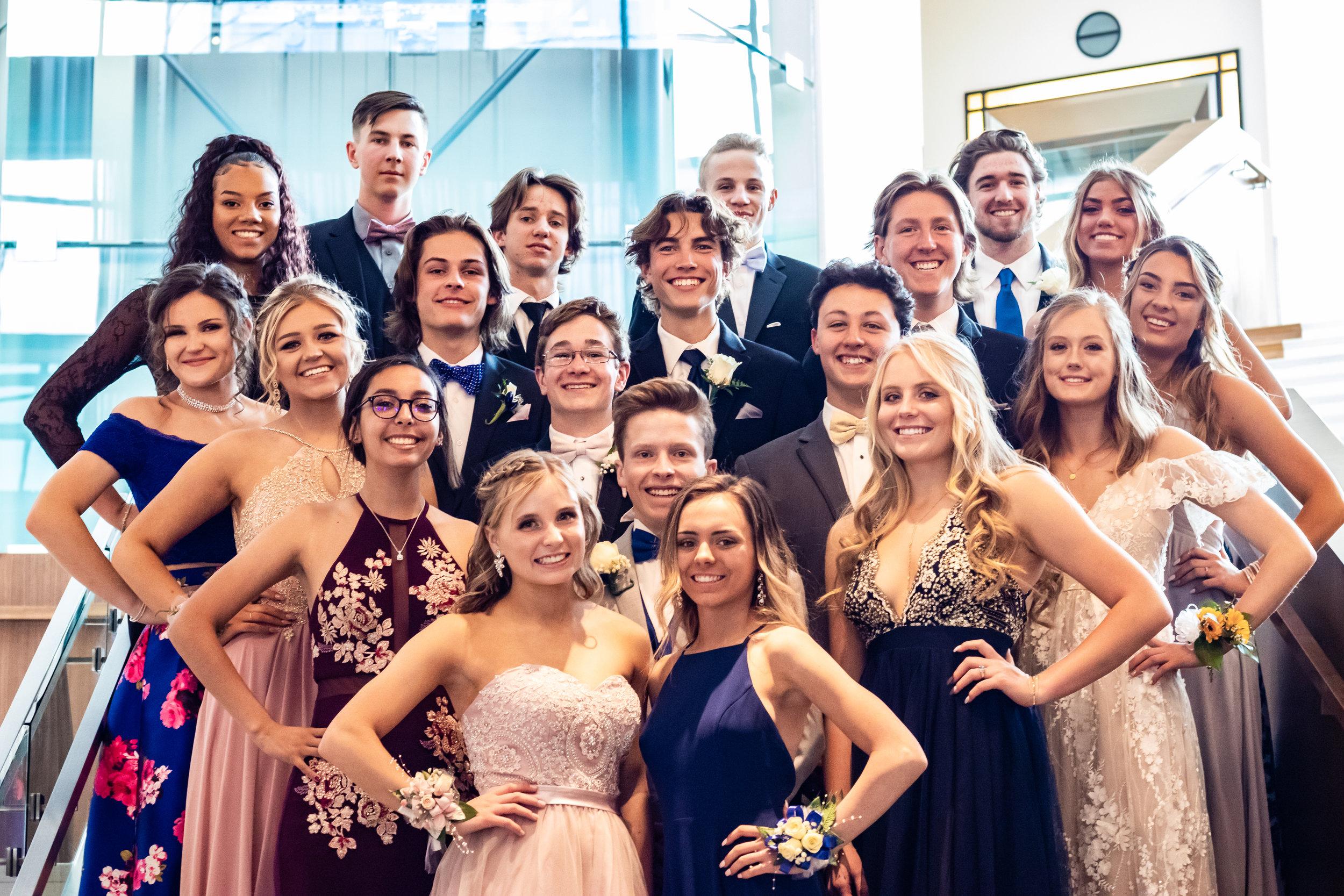 Chap Prom 2019 - 4/14/2019