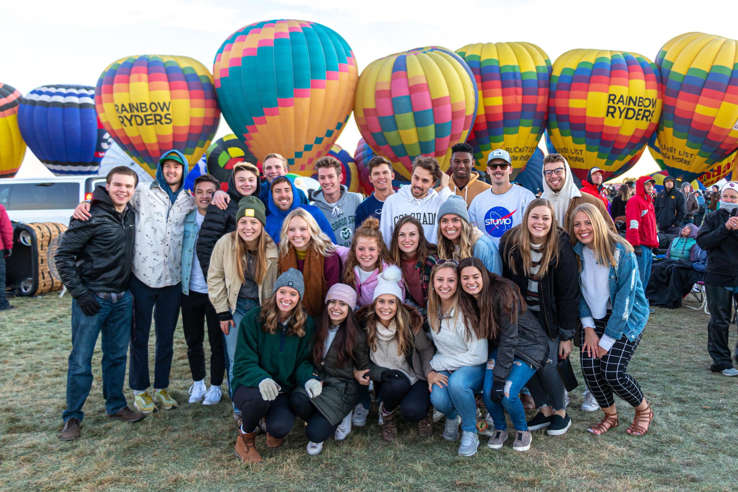 Balloon Fiesta - 10/12/2019