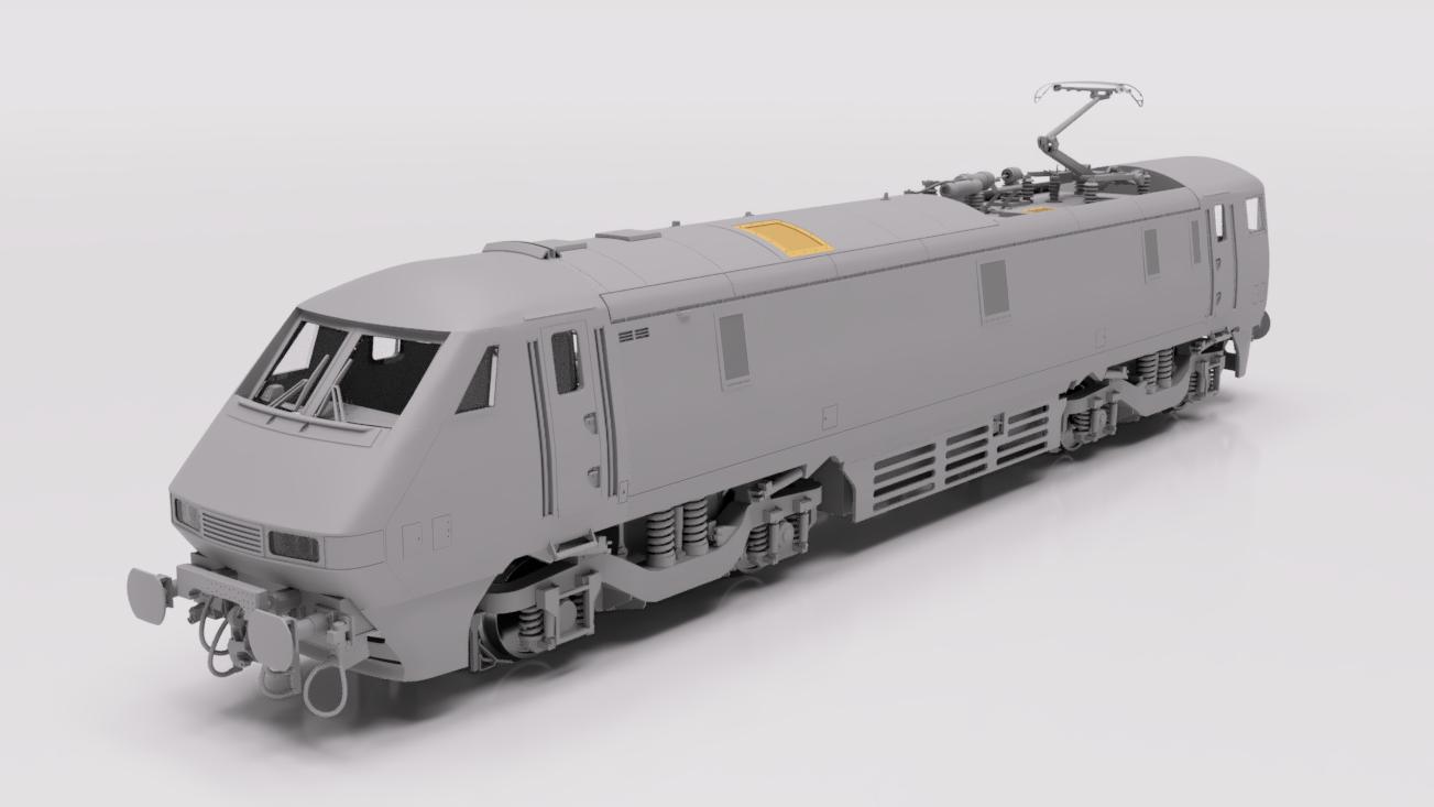 Cavalex Class 91/1