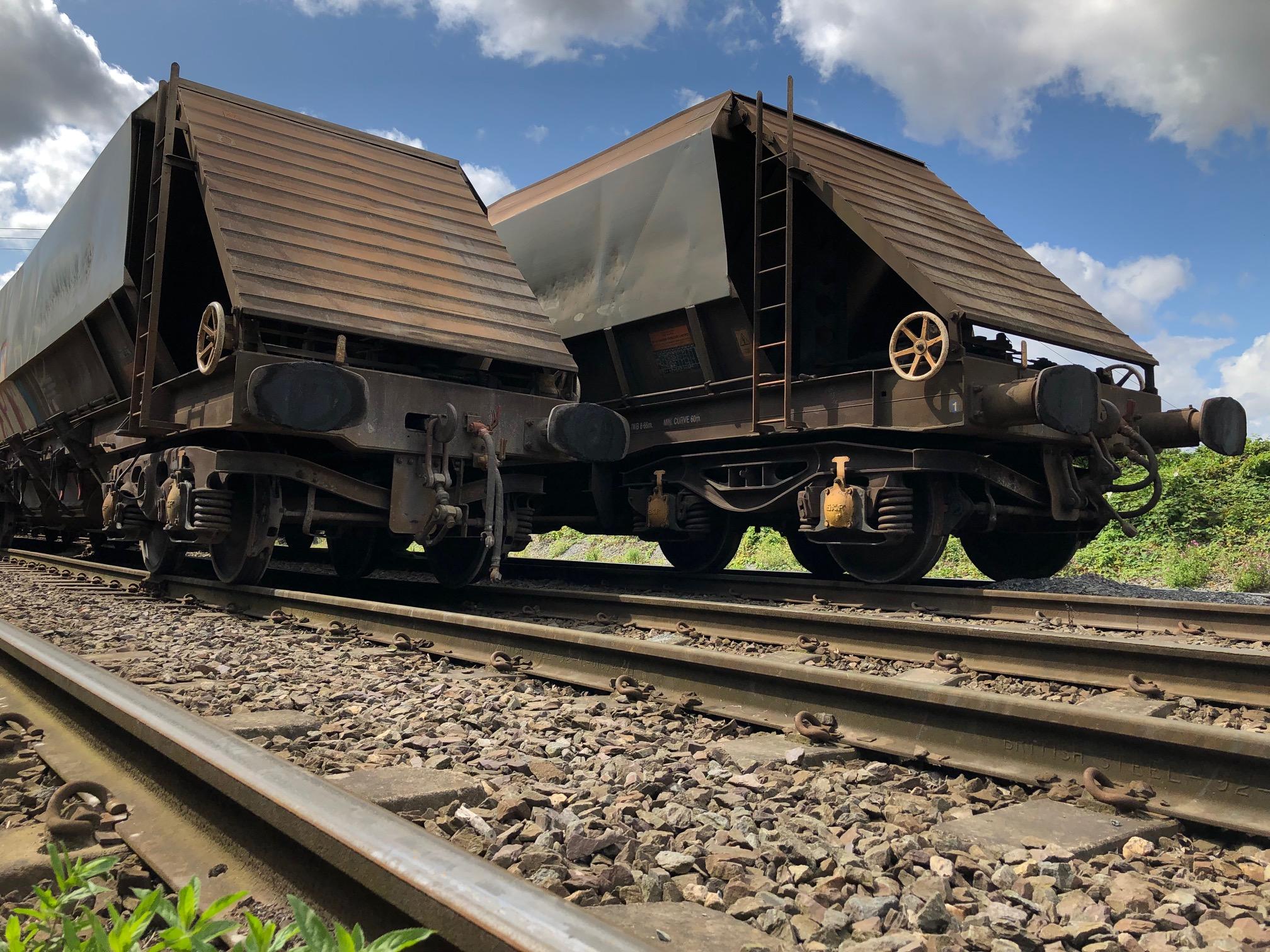 PHA/JGA Bardon Hill Wagons