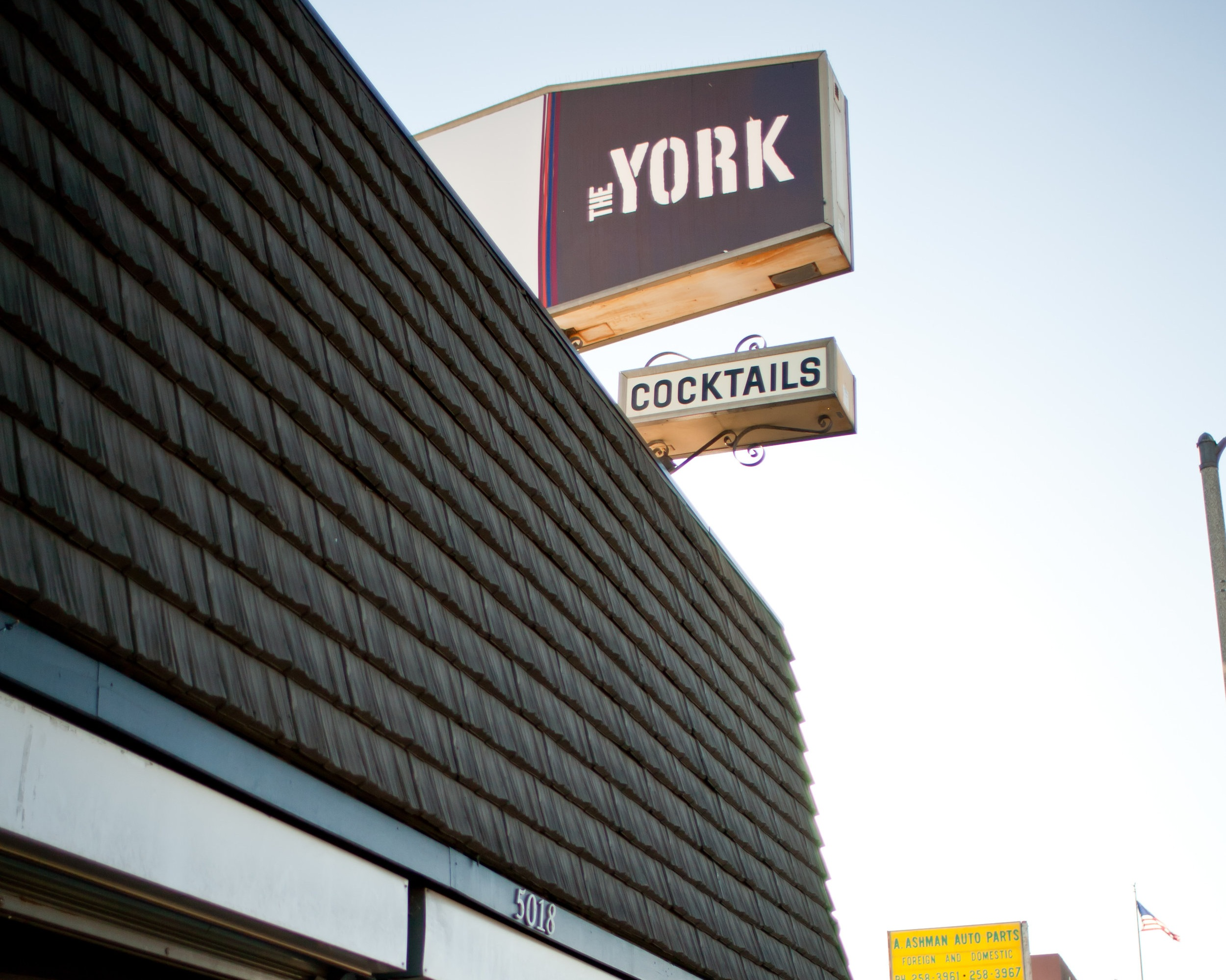The York in Highland Park, LA