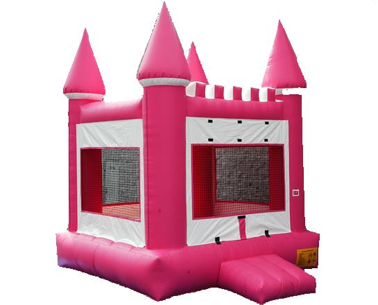Princess Castle - $165.00 ALL DAY RENTAL