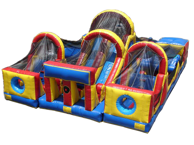 Adrenaline Rush 3 Obstacle Course - $849.00 ALL DAY RENTAL