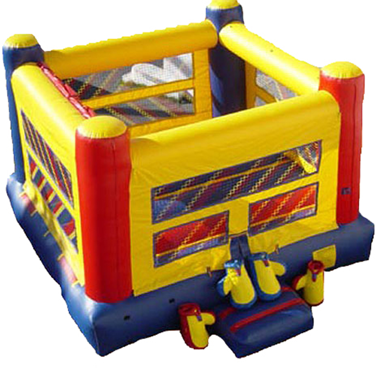Bouncy Boxing Ring - $195.00 ALL DAY RENTAL