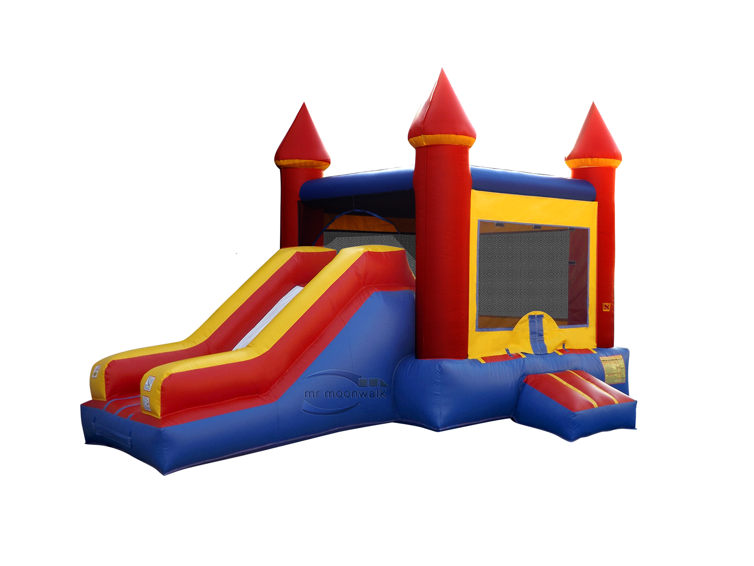 Castle Slide Combo - $195.00 ALL DAY RENTAL