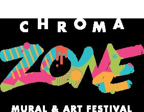 2019 Chroma Zone Mural & Art Festival