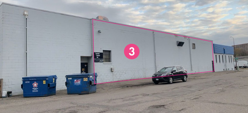 3. precision coatings - Claudia Valentino & Daniela Biamchini at Precision Coatings, 2313 Wycliff Street