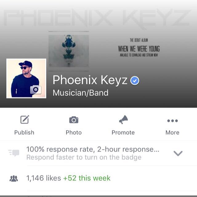 Facebook came through and verified my Page! 🙏🏼 Facebook.com/OfficialPhoenixKeyz  Twitter: @PhoenixKeyz  Snapchat: PhoenixKeyz  PhoenixKeyz.com