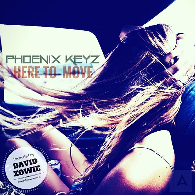 The new single 'H E R E  T O  M O V E' is available from all major online music stores ✌🏼Supported by David Zowie #HouseEveryWeekend #HereToMove  PhoenixKeyz.com