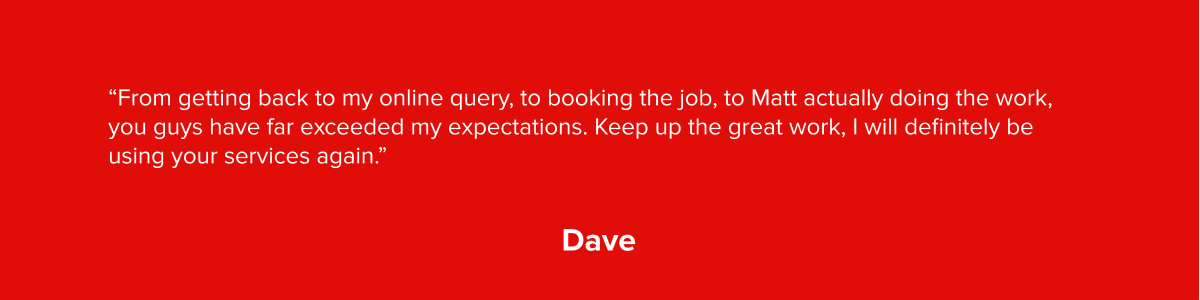 Dave - Electrician & Plumber Testimonial.png