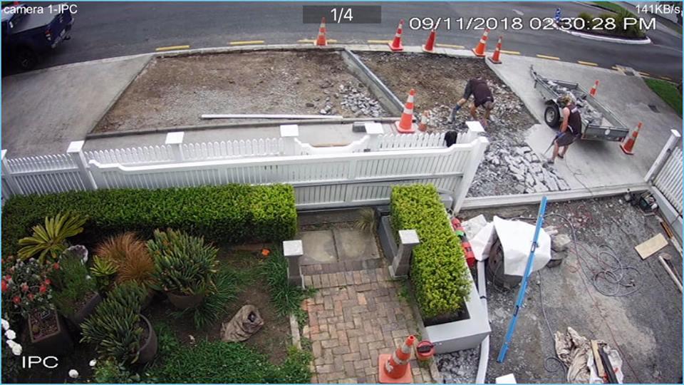 CCTV Camera Footage