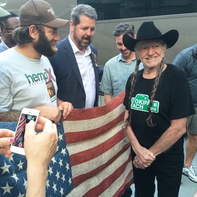 Virginia Hemp Farming Gets Push From Willie Nelson - Read article HERE