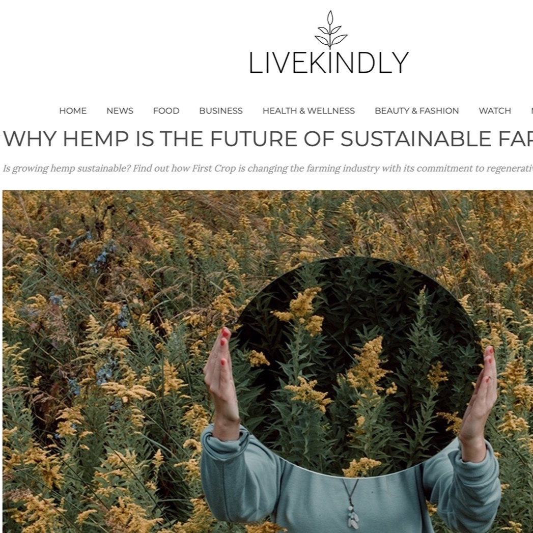 Why Hemp is the Future of Sustainable Farming -