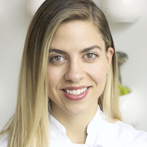 Sarah Russo, Holistic Certified Chef
