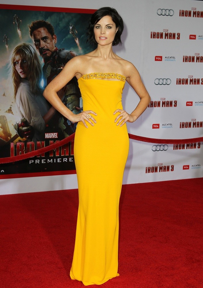 Jaimie Alexander / Iron Man 3 Premiere