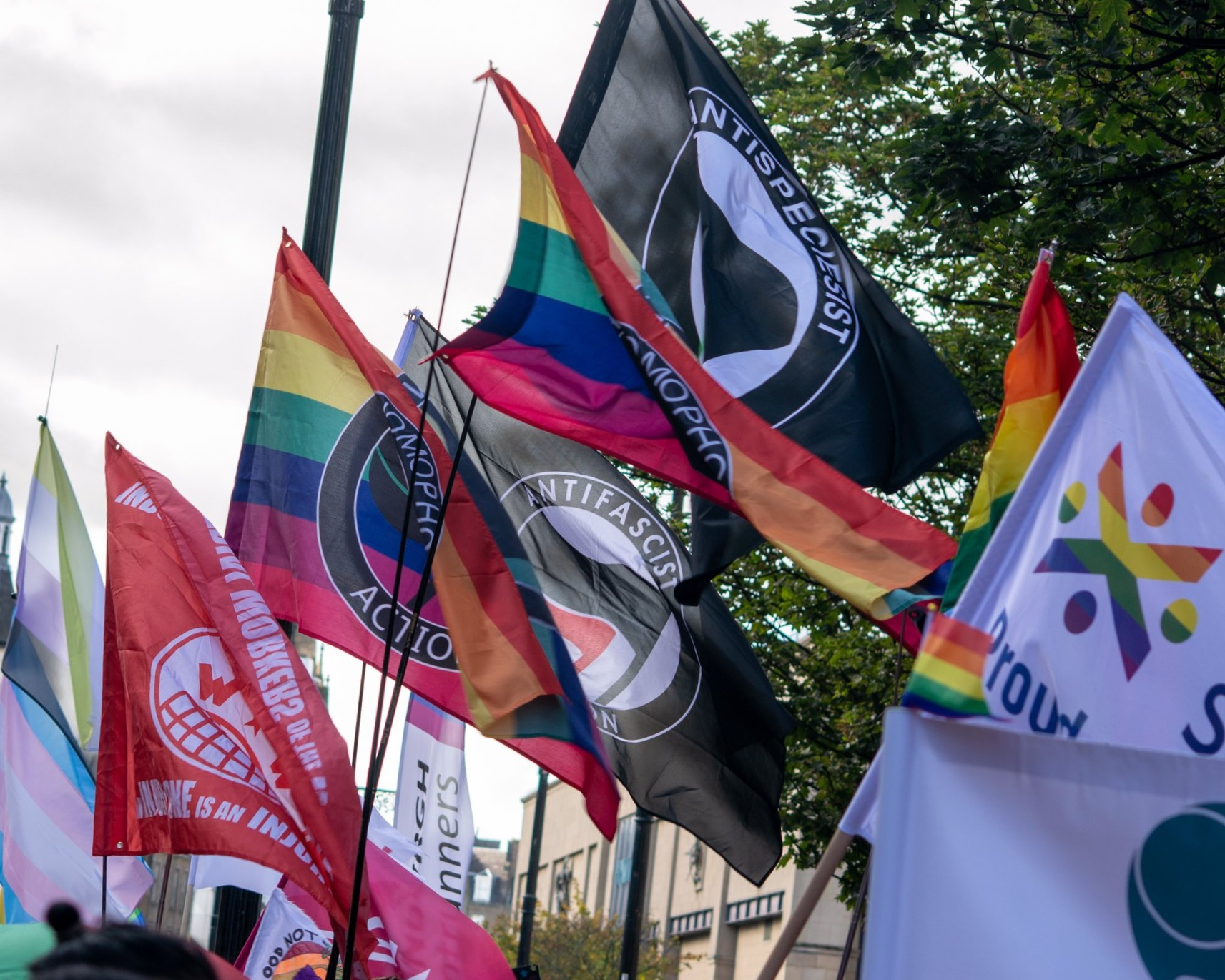 pride day 2019 — Dundee Pride