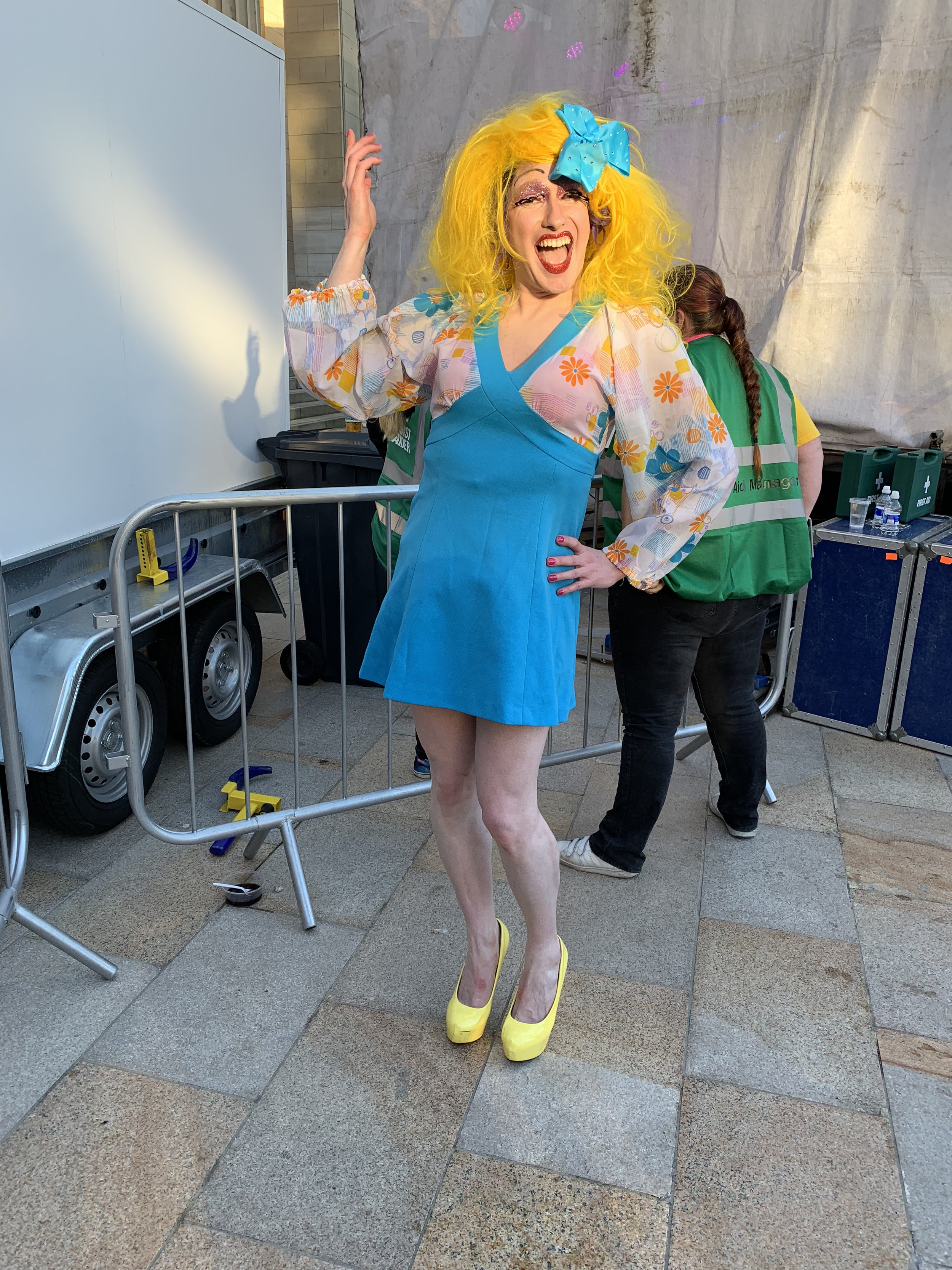 slay that stage at dundee pride - We are on the hunt for performers for the main stage at Dundee Pride. If you can dance, sing, slay the house down, then get in touch!APPLICATIONS ARE NOW CLOSED. APPLICANTS WILL RECEIVE A DECISION BY 28TH JUNE.