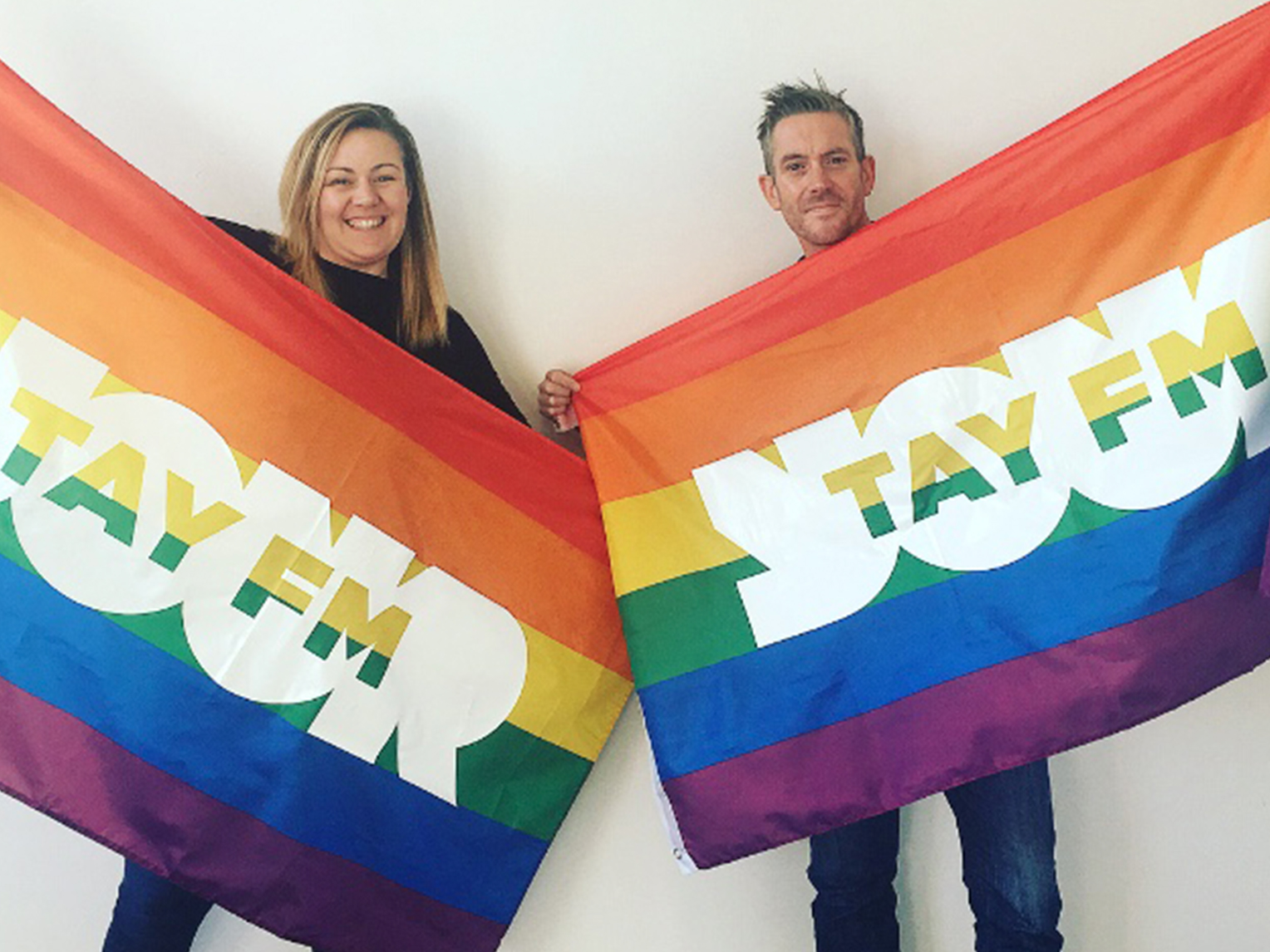 listen here, henny….. - As part of our partnership with Tay FM, we are launching a podcast for Dundee Pride 2019. Featuring Dundee Pride trustees and volunteers, as well as members of the LGBTQ community.Dundee Pride Podcast:Episode 1 - Introduction to Dundee Pride 2019Listen here.Episode 2 - Dundee Pride 2019 Co-Hosts revealed!Listen here.