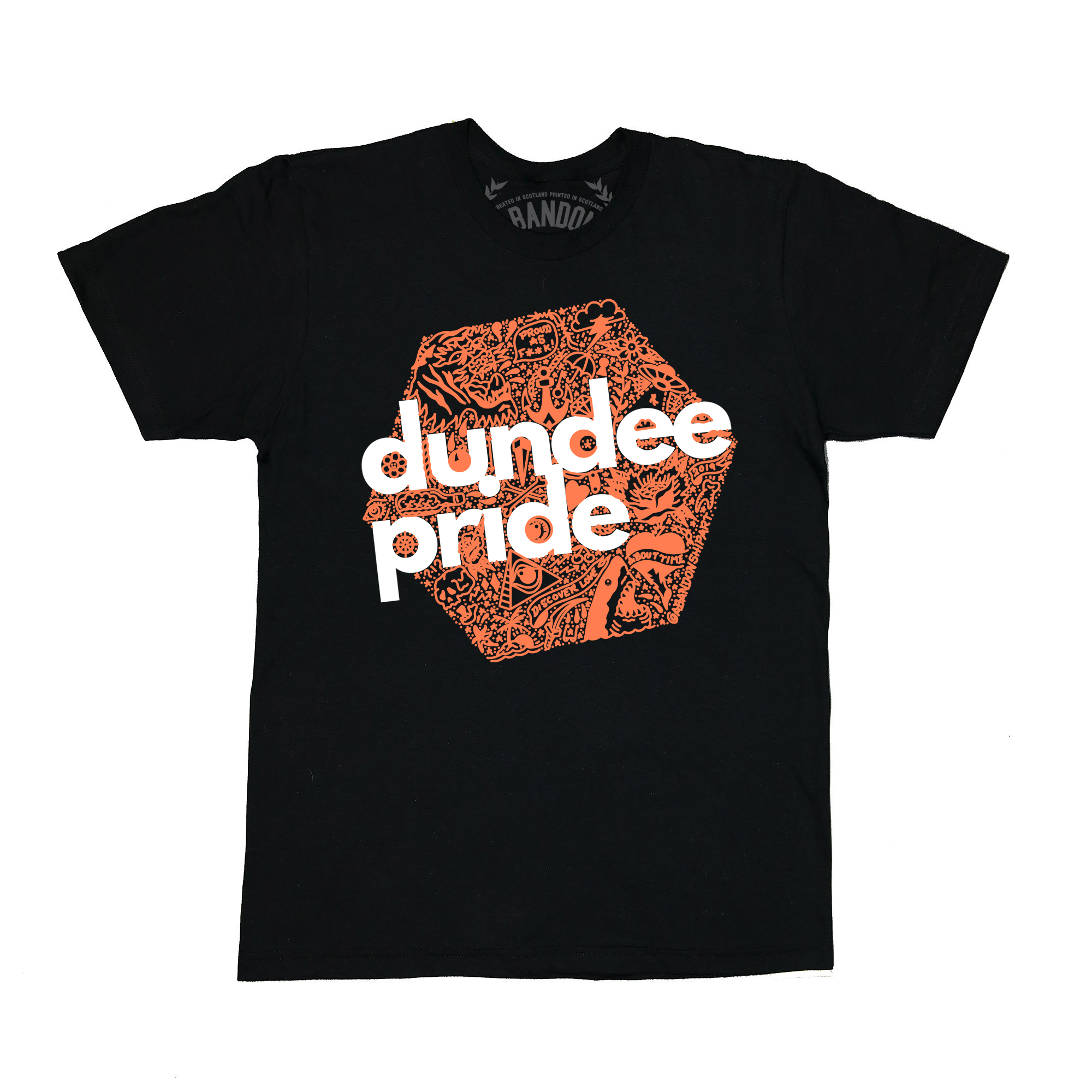 Get your Dundee Pride Merch - Show your Pride colours year round