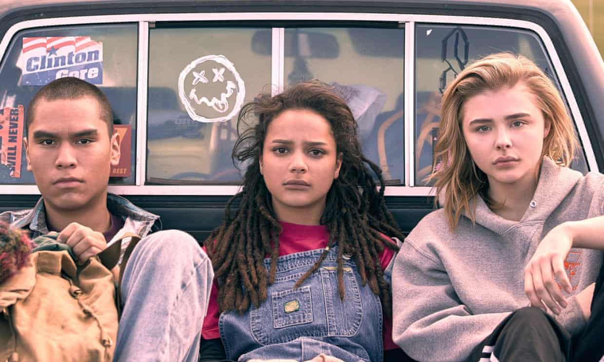 FILM: The Miseducation of Cameron Post with DUSA - Celebrate Dundee Pride by gaining an insight into the realities of members of the LGBT+ Community with a screening of the film, The Miseducation of Cameron Post. Proceeds from the event will be split between Dundee Pride and the Dundee International Women's Centre.In 1993, teenager Cameron Post (Chloe Moretz) is secretly involved in a romantic lesbian relationship with her friend, Coley Taylor. When their relationship comes to light, Cameron's aunt Ruth, a devout Christian, sends Cameron to God's Promise, a gay conversion therapy centre for teenagers.WHEN: Thursday 19th September at 18:00WHERE: Lecture Theatre 2, Dalhousie Building, University of Dundee, Old Hawkhill, DD1 5ENTICKETS: £2 for students/ £3 for non-students