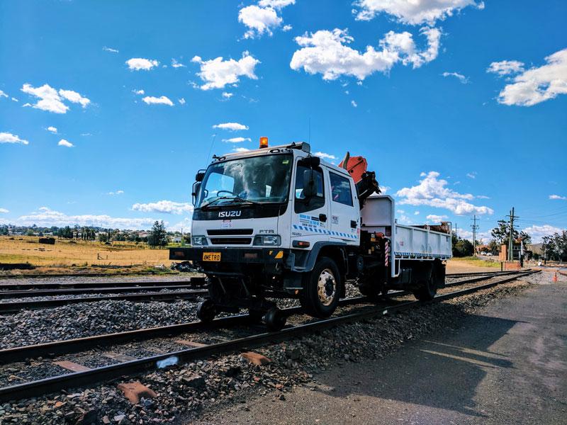Sheridan Road Rail - Hiral & Equipment Hire