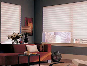 Vignette Roman Shades - FR Rated