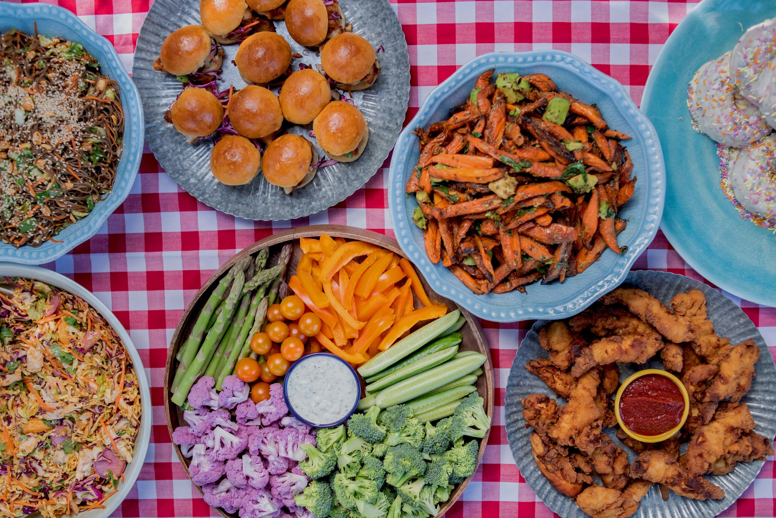 Huckleberry Catering Spread_Photo Credit Abby Mahler.jpg