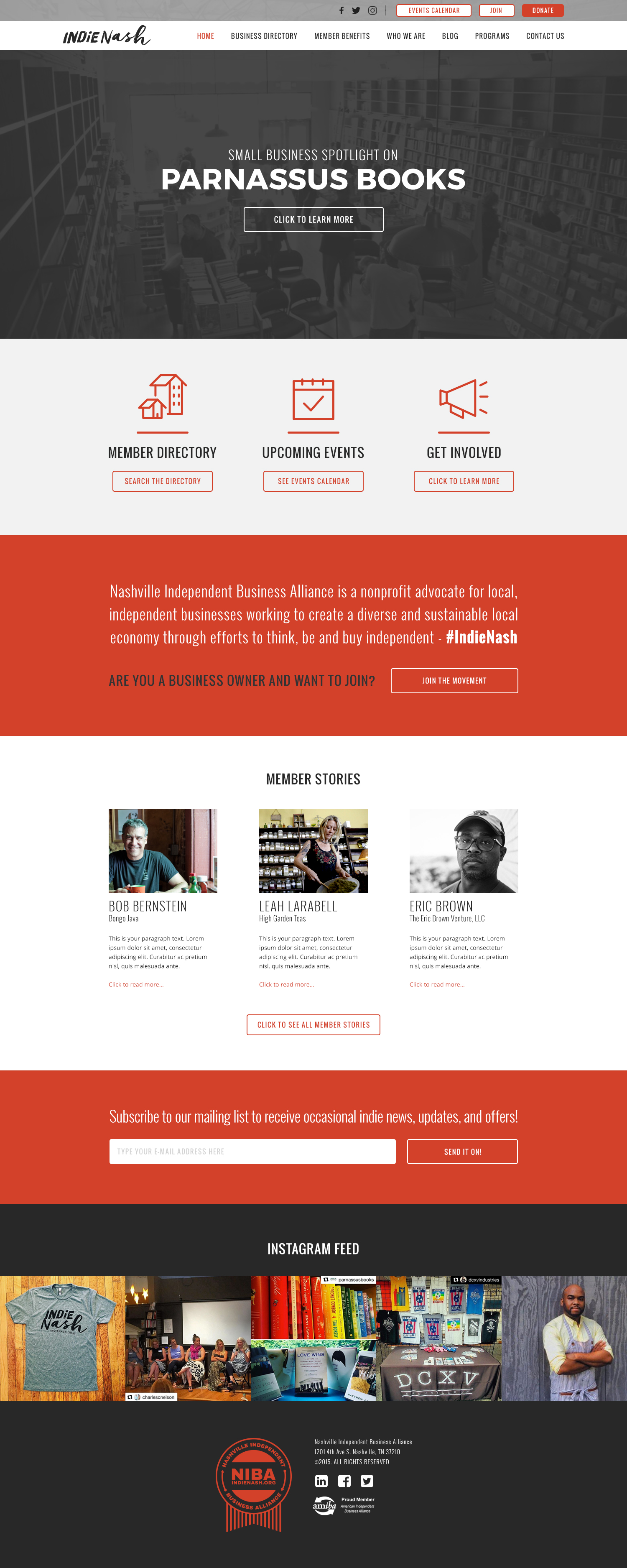 IndieNash Website