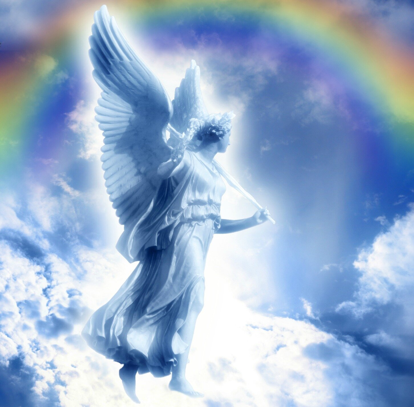 6 Ways Your Body Senses an Angel's Presence — The Angel Writer