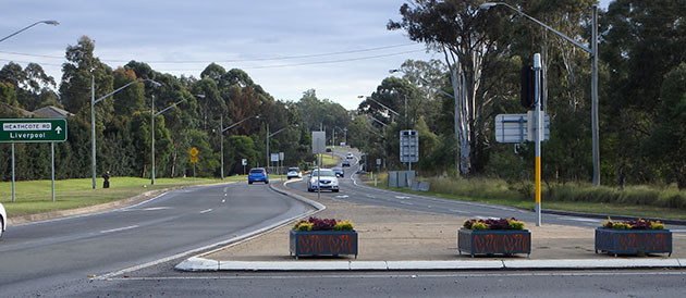 Heathcote Road, Engadine